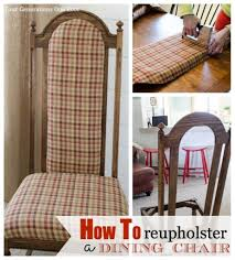 Dining Room Chair Reupholstery How To Recover Dining Room Chairs Goodly Reupholster Dining Chairs