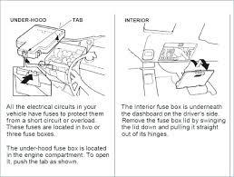 2006 honda fuse box diagram perkypetes club 2001 Honda Civic Ex at 06 Honda Civic Ex Fuse Box