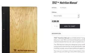 morning buzz tom brady releases 200 cookbook tb12 nutrition manual cbs4morning