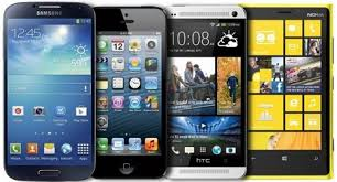 Smartphones outsell feature phones globally for first time
