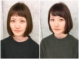 ショートヘアだからできる 毎回イメチェン可能な小顔のボブヘア