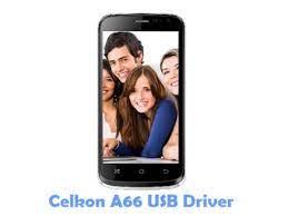 Download Celkon A66 USB Driver