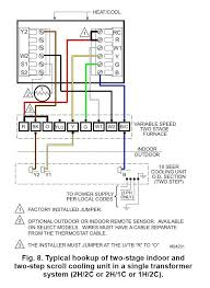 mastercool thermostat wiring diagram ac on mastercool images free how to wire a honeywell thermostat at Trane Thermostat Wiring Color Code