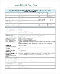 Nursing Care Plan Template Word Nanda Examples Pdf Treatment