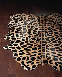 leopard print rugs home and interior remarkable animal print rug in leopard wool rugs free delivery
