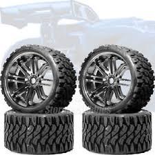 truck tires and rims. Plain Tires Image Is Loading 4SweepTerrainCrusherBeltedMonsterTruckTires Inside Truck Tires And Rims