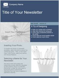 sample company newsletter best photos of sample company newsletter templates business