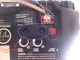 garage door sensor not working garage door not closing will close all the way opener working