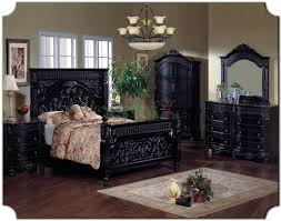 Terrific Romantic Gothic Bedroom Decor Pictures Decoration Ideas