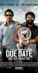 best comedy movies of st centry a list by goerge wilson image of due date