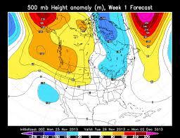 Ecmwf Forecast Charts Ecmwf Weekly Charts Fox 12 Weather Blog