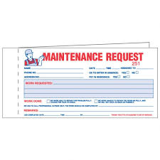 Maintenance Work Order Forms Keeps Track Of Maintenance And Service