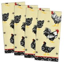 Rooster Kitchen Decor Rooster Kitchen Theme Try It At Home Rooster Kitchen Decor