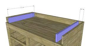 diy rustic bar. Free DIY Furniture Plans To Build A Rustic Ultimate Bar - The Design Confidential Diy