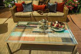 how to diy reclaimed wood coffee table home family hallmark channel