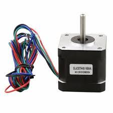 1 8 degree nema17 42mm 2 phase 4 wire stepper motor for 3d printer 1 8 degree nema17 42mm 2 phase 4 wire stepper motor for 3d printer cnc robot