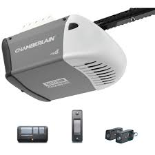 chamberlain 0 5 hp chain drive garage door opener