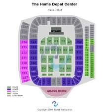 Dignity Health Sports Park Stadium Tickets Seating Charts
