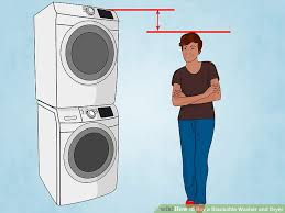 unitized washer and dryer. Delighful Unitized Image Titled Buy A Stackable Washer And Dryer Step 4 On Unitized And