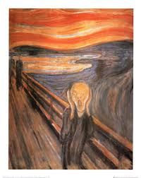 The Scream, c.1893' Art Print - Edvard Munch | Art.com