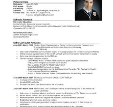 A Job Resume Resume Template First Job For Your Ideas A Fair Teaching Sample 80