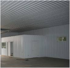 pole barn metal siding. Pole Barn Metal Roofing And Siding » A Guide On Steel Liner Panels