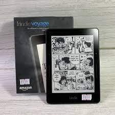 Máy Nhật Cũ] Máy Đọc Sách Kindle Voyage Code 8834