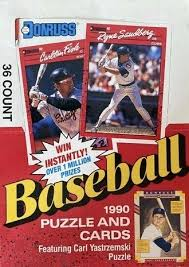 The problem, in terms of value for the 1991 topps set is that the cards were everywhere, and they still are. 20 Most Valuable 1990 Donruss Baseball Cards Old Sports Cards