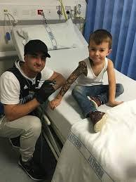 больным детям сделали тату Carabaas Livejournal