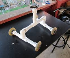 PVC Pipe Table Dolly