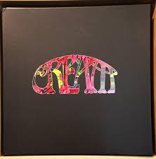 The Vinyl Grouch: <b>Cream 1966-1972</b>, Box Set (Universal Music ...