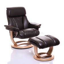 luxury leather recliner chairs. download luxurious leather recliner chair with footstool royalty free stock photography - image: 27127877 luxury chairs l