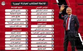 بدون محمد صلاح.. مفاجآت في قائمة منتخب مصر أمام ليبيريا استعداداً لمواجهات  تصفيات كأس العالم - كورة في العارضة