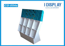 Cardboard Card Display Stand Beauteous Burly Cardboard Counter Display Stands Greeting Card Display For LED