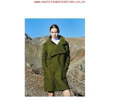 women winter coat military coat larger image