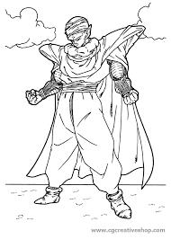 Junior Di Dragon Ball Disegno Da Colorare