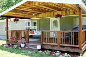 covered deck ideas. Covered Back Deck Ideas D