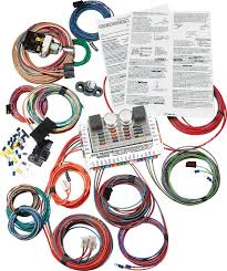 1962 1967 all makes all models parts nw900101 1962 67 chevy ii speedway 20 circuit wiring harness at 20 Circuit Wiring Harness