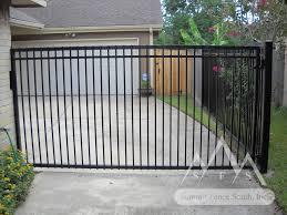 metal fence gate. Brilliant Metal Iron Fence Gate Flat Top Inside Metal M