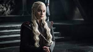 Emilia Clarke Game of Thrones Season 7 ...