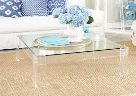 absolutely square lucite coffee table plan localizethi org enhance tray curtain rod lamp pull box ice bucket dining