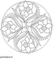 100 Goed Mandala Kleurplaat Volwassenen Van De Dag Paul Behang