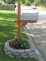Decorations:Inspiring Mailbox Landscaping Idea Creative and Amazing Mailbox  Design Ideas