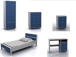boys blue bedroom. Image Is Loading Boys-Blue-Bedroom-Furniture-Miami-Range-Wardrobe-Bed- Boys Blue Bedroom
