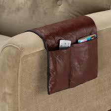 leather armchair caddy