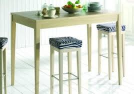 Table Haute De Cuisine En Bois Table De Cuisine Haute En Bois Table