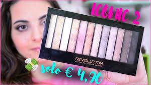 iconic 2 di makeup revolution palette review low cost scorpion makeup