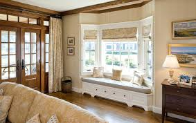 bay window ideas living room. Plain Room How To Decorate A Bay Window Solve The Curtain Problem When You Have   Skillful Ideas  For Bay Window Ideas Living Room R