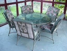 best martha stewart grand bank patio dining set from martha stewart outdoor patio furniture replacement glass