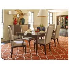 Rachael Rayu0027s Soho 5Piece Formal Dining Set with Credenza and 2 Free Side  Chairs